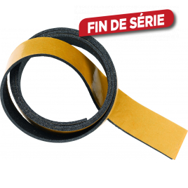 Bande d'élastomère I-SOL 200 x 5,5 x 0,4 cm I-CLIPS