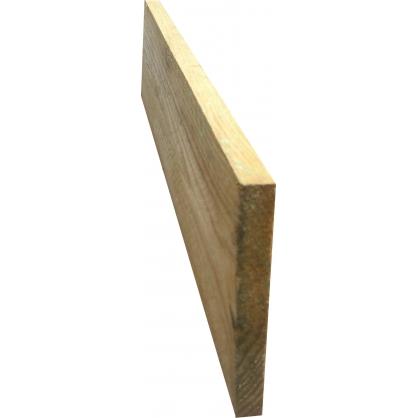 Planche sciée imprégnée 1,7 x 14,5 x 240 cm