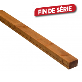 Lambourde ON 198 x 6,3 x 4,4 cm pour terrasse I-CLIPS