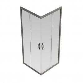 Accès d'angle avec portes coulissantes Belo VAN MARCKE
