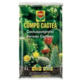 Terreau pour cactus SANA 5 L COMPO