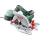 Scie circulaire électrique PKS 55 A 1200W avec lame de scie à 10 dents BOSCH
