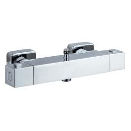 Mitigeur douche thermostatique carré spécifique