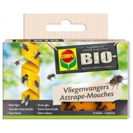 Attrape-mouches Bio 4 pièces COMPO