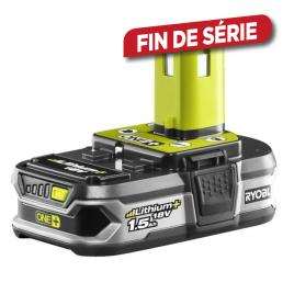 Batterie lithium 1,5Ah RB18L15G RYOBI