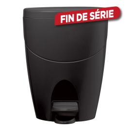 Poubelle de WC Color line noir WIRQUIN