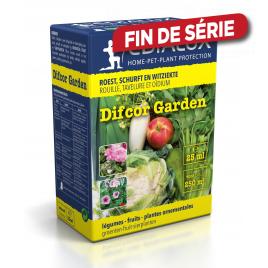 Fongicide rouille, tavelure et oïdium Difcor Garden 25 ml EDIALUX