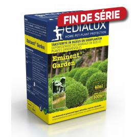 Action préventive et curative pour buis et plante ornementale Eminent Garden 20 ml EDIALUX - 0,04 L