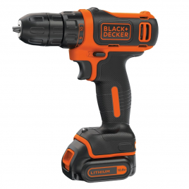Perceuse visseuse sur batterie BDCDD12KB-QW 10,8 V BLACK+DECKER