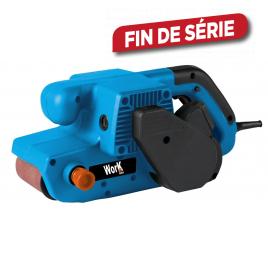 Ponceuse à bande électrique WPB900BC 900 W WORKMEN