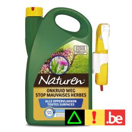 Herbicide bio contre les mauvaises herbes 3 L NATUREN