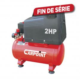 Compresseur sans huile électrique 1500 W CARPOINT
