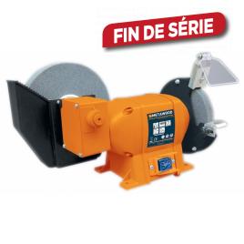 Touret à meuler combiné électrique MTTM250-1520 250 W METAWOOD