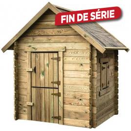 Maisonnette en bois Dona