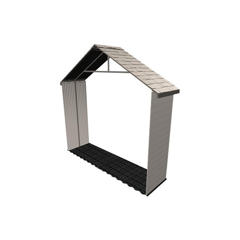 kit d 39 extension pour abri de jardin century. Black Bedroom Furniture Sets. Home Design Ideas