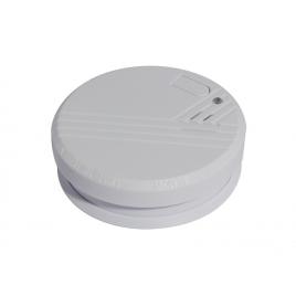 Détecteur de fumée optique CHACON avec pile alcaline 9 V - 1 pièce