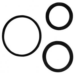 Joint pour culot de siphon 63 x 55 x 2 mm WIRQUIN