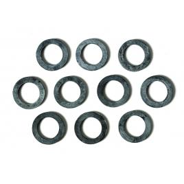 Joints gaz spécial butane 15 x 21 x 2 mm (10 pcs) WIRQUIN