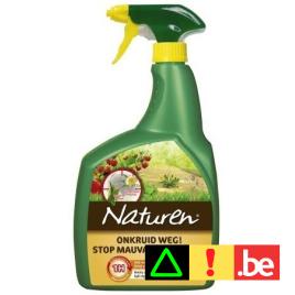 Herbicide Stop Mauvaises herbes 1 L NATUREN