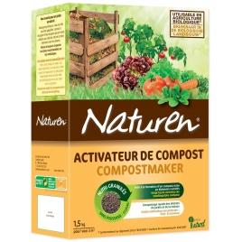 Activateur de compost 1,5 kg NATUREN