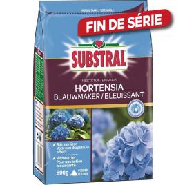 Engrais bleuissant pour hortensia 800 gr SUBSTRAL