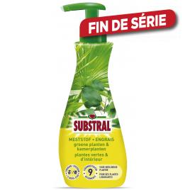 Engrais liquide pour plantes vertes et d'intérieur SUBSTRAL