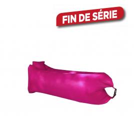 Lit gonflable de jardin - Fuschia