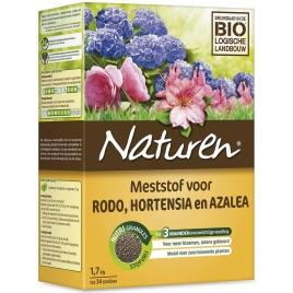 Engrais pour rhododendron, hortensia et azalée 1,7 kg NATUREN