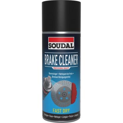 Nettoyant de frein en spray 400 ml SOUDAL