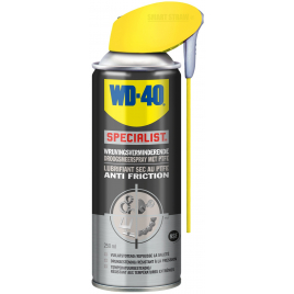 Lubrifiant sec au PTFE anti-friction 250 ml WD-40