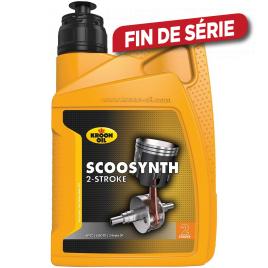 Huile moteur semi-synthétique Scoosynth 1 L KROON-OIL