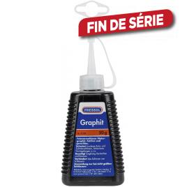 Poudre de graphite PRESSOL 50 gr