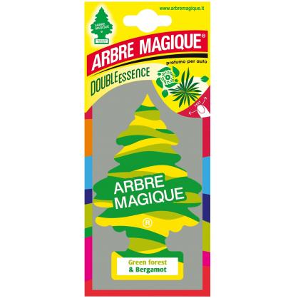 Désodorisant Green Forest & Bergamot ARBRE MAGIQUE