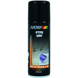 Lubrifiant sec PTFE Dry 200 ml MOTIP