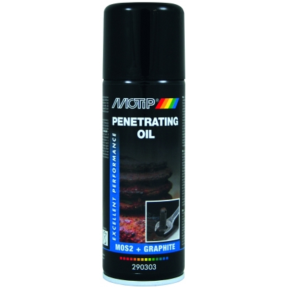 Dégrippant MoS2 Penetrating Oil 200 ml MOTIP