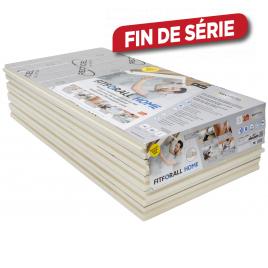 Panneau isolant Fitforall Home Lambda 0,022 W/m.K RECTICEL