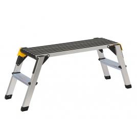 Plateforme de travail en aluminium Stand Up