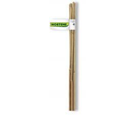Tuteur bambou naturel - 8/10 x 900 mm