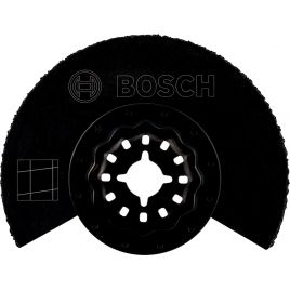 Lame segment ACZ 85 MT4 carrelage et joints BOSCH