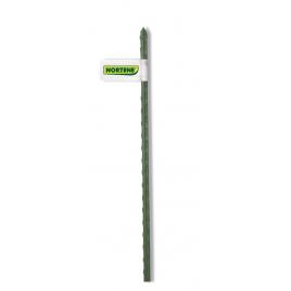 Tuteur acier plastifié vert - 8 x 600 mm