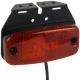 Feu de côté rouge LED 9-32V pour remorque