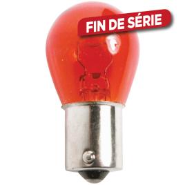 Lampe orange pour feu de vélo 2 pièces
