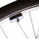 Patins de frein de vélo standard 2 pièces
