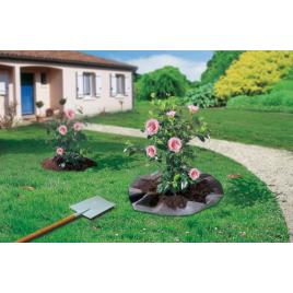 Feutre de plantation pour arbustes terre de bruyère 1,50 x 1,50 m NORTENE