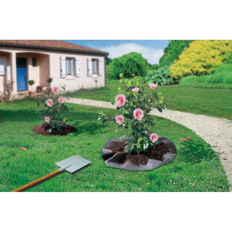 feutre de plantation pour arbustes terre de bruy re 1 50 x. Black Bedroom Furniture Sets. Home Design Ideas