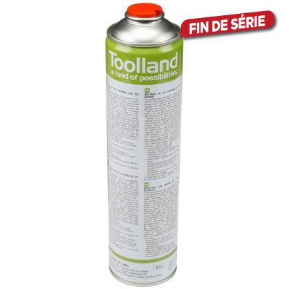 Cartouche pour désherbeur thermique 600 ml