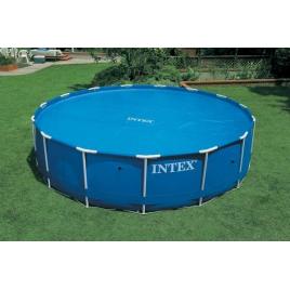Bâche solaire pour piscine INTEX - Ø 305 cm