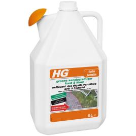 Nettoyant dépôts verdâtres HG
