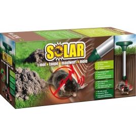 Piège à taupe électrique à énergie solaire BSI