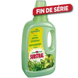 Engrais liquide pour plantes d'intérieur 500 ml SUBSTRAL
